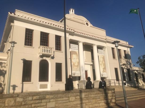 Nelson Mandela Museum in Mthatha